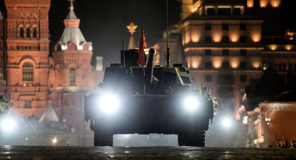 İngiliz uzman: NATO'nun tanksavar silahları, Armata'ya karşı pek etkili değil