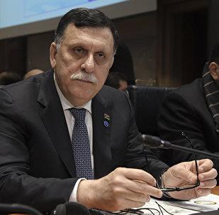 Libya Ulusal Uzlaşı Hükümeti lideri Fayiz es-Serrac