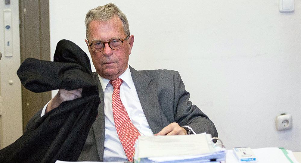 Erdoğan'ın Alman avukatı açıklama yaptı
