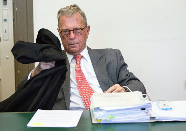Michael Hubertus von Sprenger