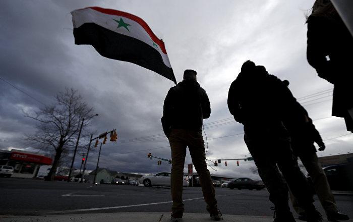 Suriye ordusu, Mayadin'e girdi