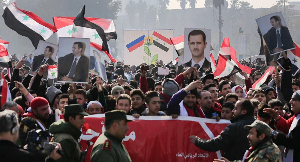'Esad'ı devirme fikri Suriye'de öldü'