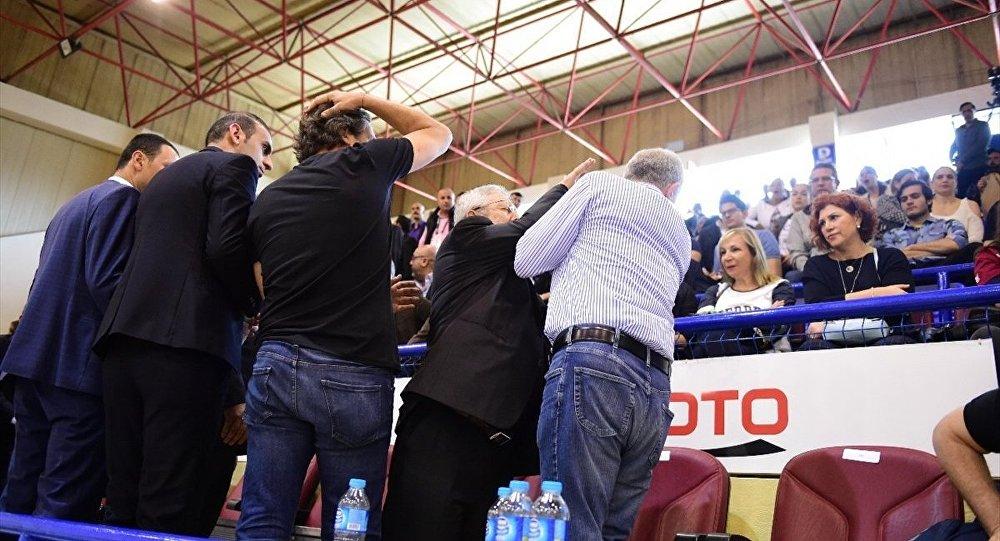 Fenerbahçe Kulübü Başkanı Aziz Yıldırım