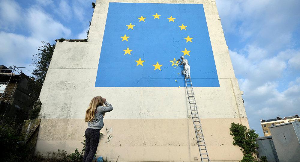 Banksy-Brexit