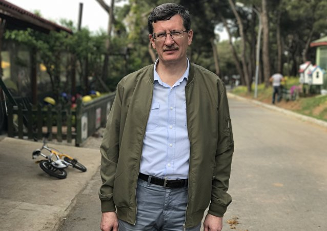 Rusya'nın İstanbul Başkonsolosu Andrey Podyelışev