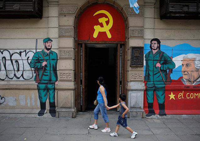 Fidel Castro ve Ernesto Che Guevara