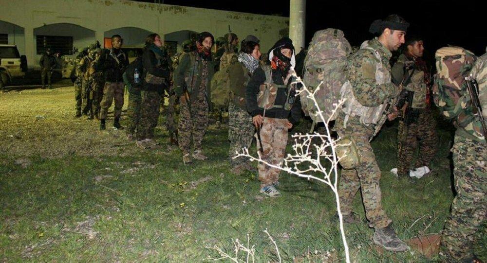 ABD'den YPG'ye, Rakka operasyonu öncesi silah yardımı