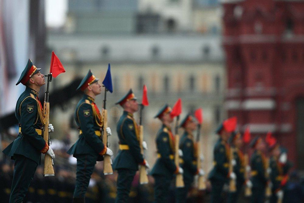72. Zafer Günü kutlamaları / Kızıl Meydan