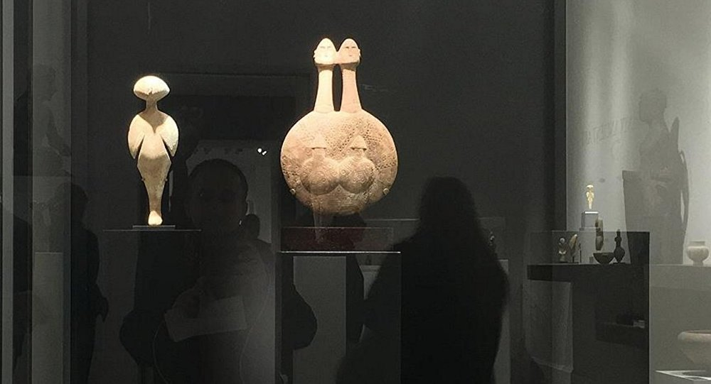 ABD'de Anadolu'ya ait yeni Yıldız Avcıları ortaya çıktı