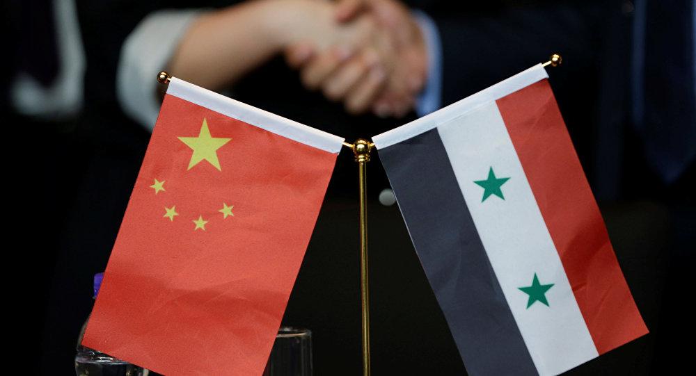 'Yeni İpekyolu': Çin Suriye'ye niçin milyarlarca dolarlık yatırım yapıyor?