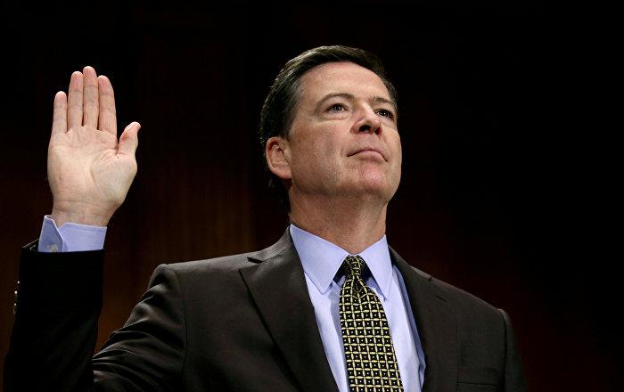 ABD Adalet Bakanlığı eski FBI direktörü Comey'i kusurlu buldu
