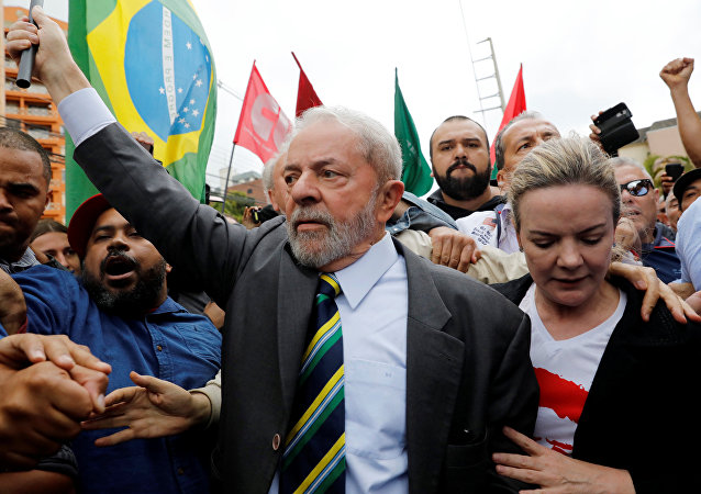 Brezilya eski Devlet Başkanı Lula da Silva