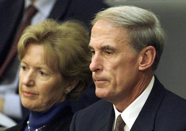 ABD Ulusal İstihbarat Direktörü Daniel Coats