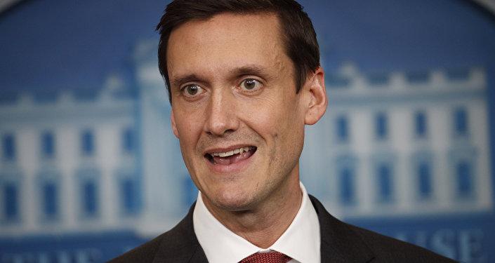 Beyaz Saray'ın ulusal güvenlik danışmanı Tom Bossert