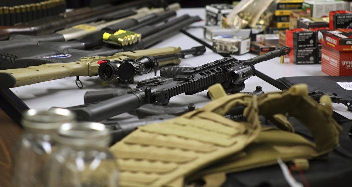 ABD-çete operasyonu-silah