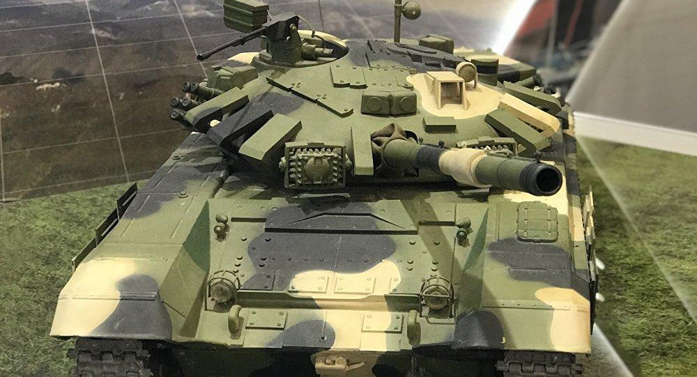 13. Uluslararası Savunma Sanayi Fuarı (IDEF)