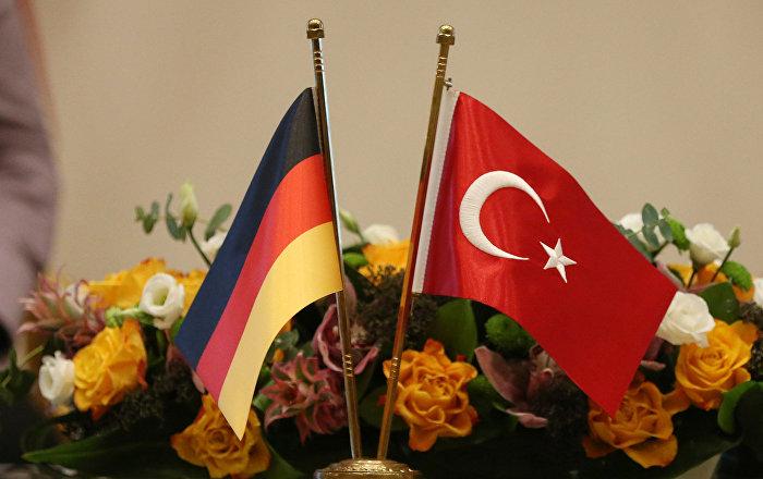 Türkiye ile Almanya arasında 'terörizmle mücadele toplantısı' yapıldı