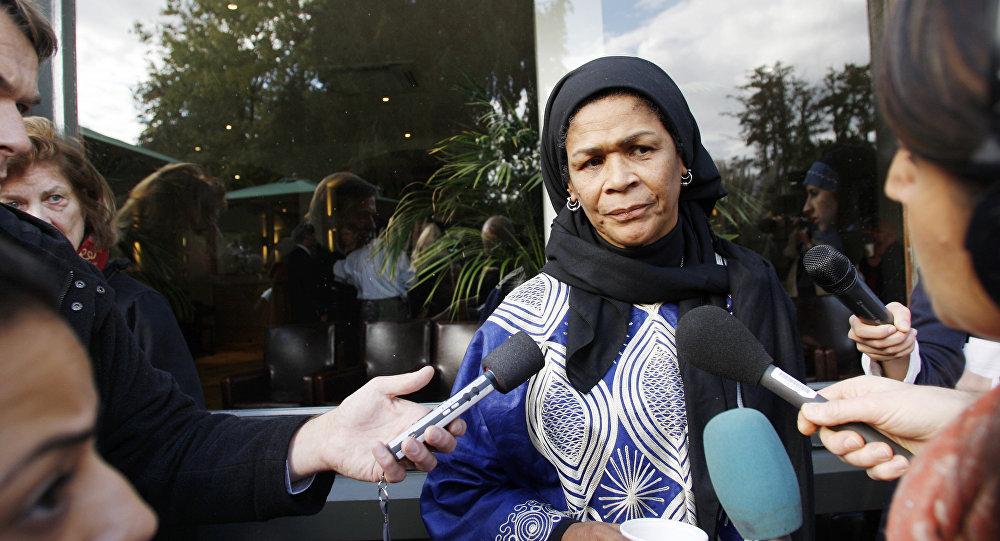 ABD'li Müslüman kadın teolog Dr. Amina Wadud