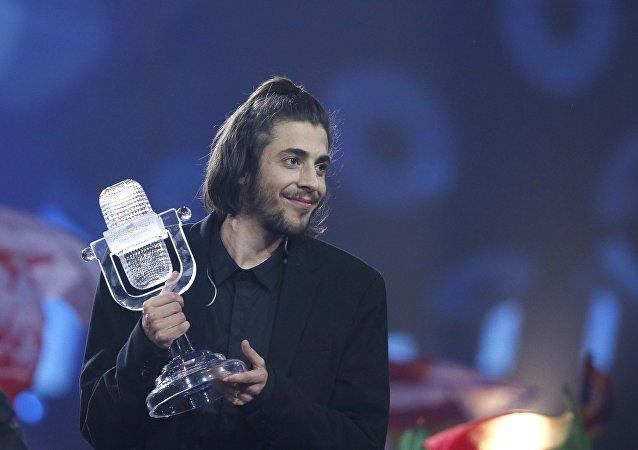 Eurovision 2017 / Portekiz temsilcisi Salvador Sobral
