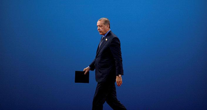 Recep Tayyip Erdoğan / Çin - G20 Liderler Zirvesi