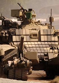 BMR-3M askeri araç.