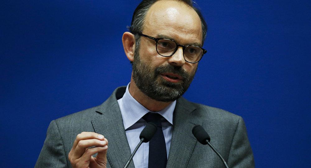 Fransa: geçici başbakan Edouard Philippe