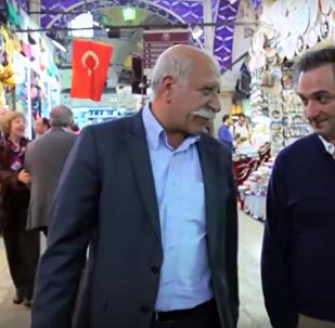 Ünlü Rus tv sunucusu: Türkiye'de ticaret bir aile mesleğidir