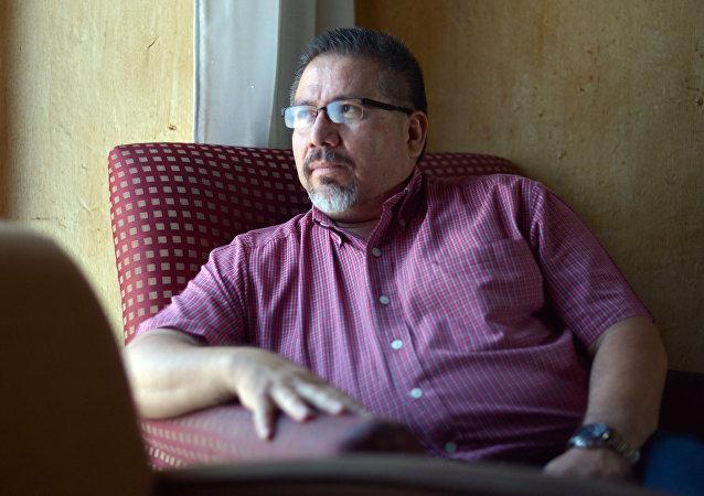 Meksikalı gazeteci Javier Valdez