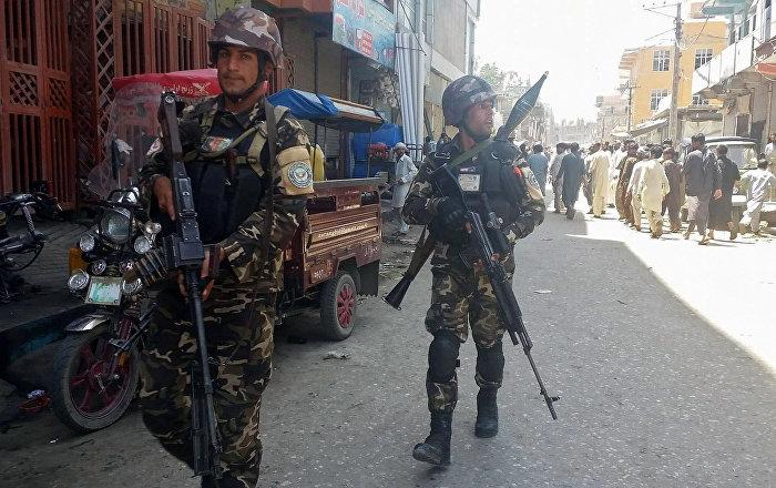 Afganistan'da bombalı saldırı: 4 ölü, 14 yaralı