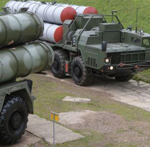 Rus ordusundan Moskova'da S-400'lü eğitim.