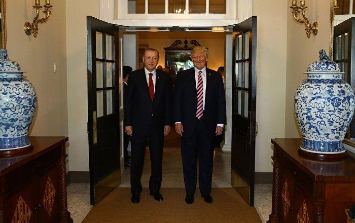 Beyaz Saray açıkladı; Türkiye, Suriye'de ABD ile ortak hareket ediyor
