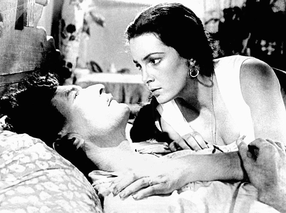 Sovyet Elizabeth Taylor olarak görülen Elina Bistritskaya