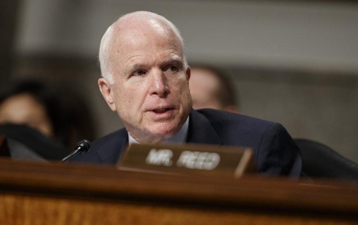 McCain vasiyetini açıkladı: Vatanına hizmet etti deyin