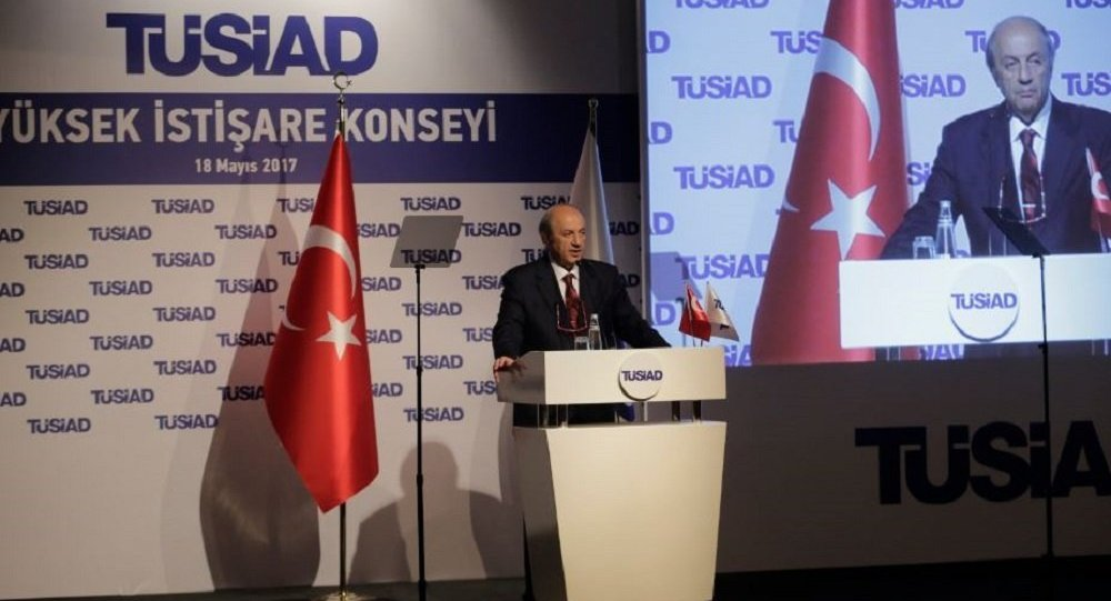 TÜSİAD YİK Başkanı Tuncay Özilhan