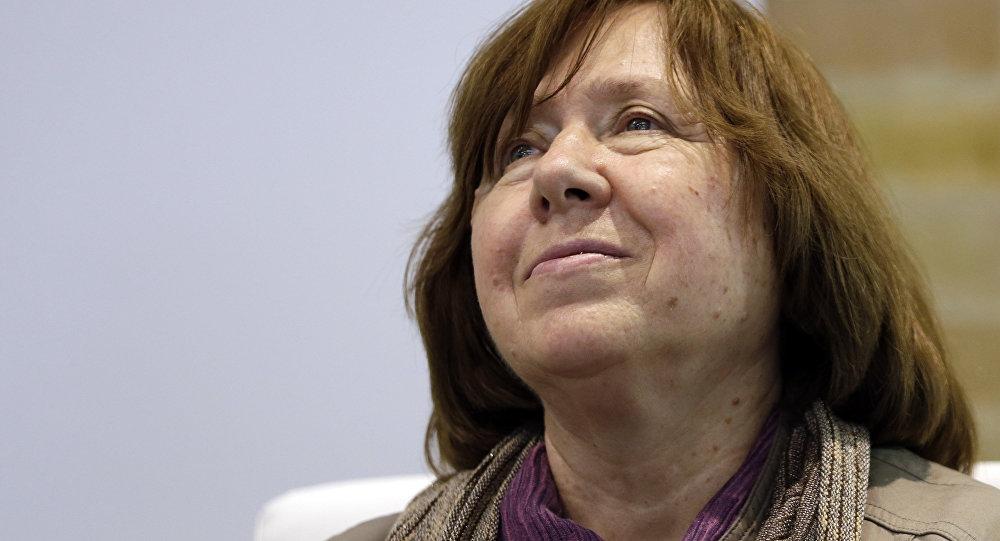 Svetlana Aleksiyeviç
