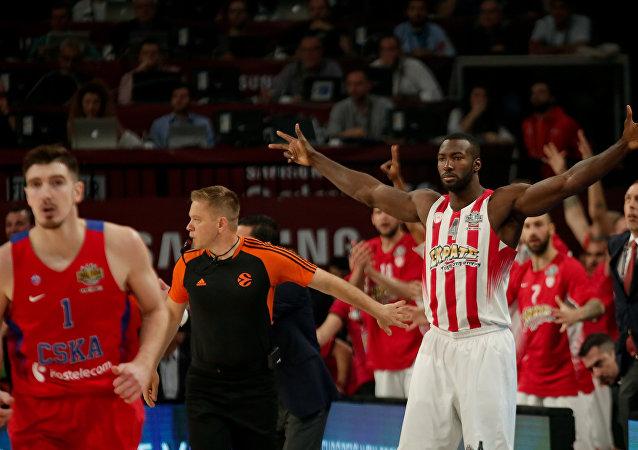 CSKA Moskova - Olympiakos maçı