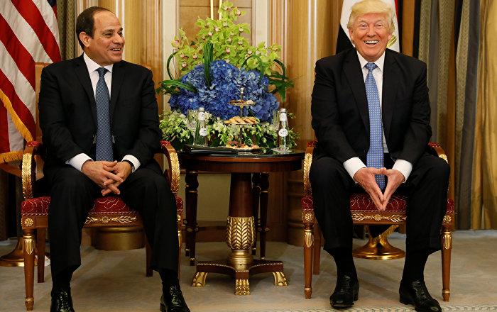 Mısır: ABD teröre doğrudan destek veriyor