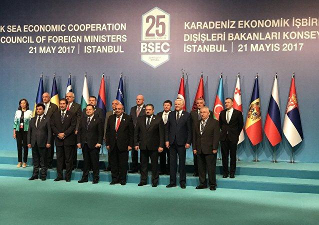 Karadeniz Ekonomik İşbirliği (KEİ) Dışişleri Bakanları Toplantısı