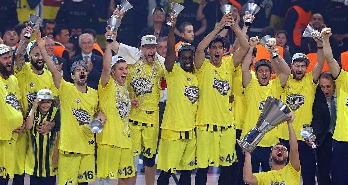 Fenerbahçe Erkek Basketbol Takımı