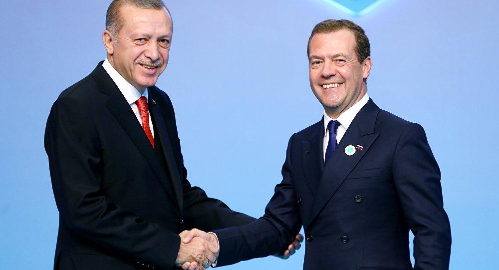 Dmitriy Medvedev ERDOĞAN ile ilgili görsel sonucu