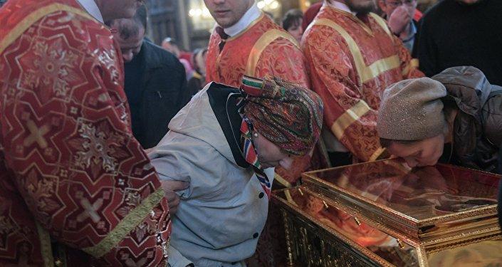 'Noel Baba' olarak bilinen Aziz Nikolas'ın kemikleri