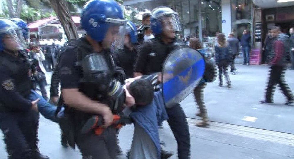 Polis müdahalesi