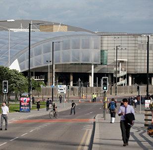 Manchester Arena'da saldırı