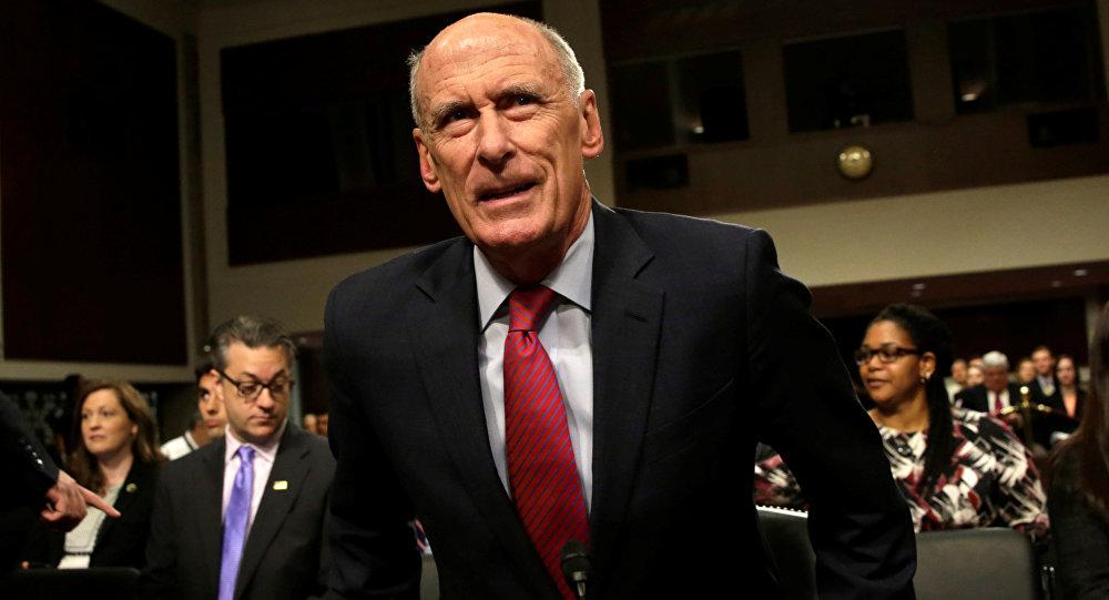 ABD Ulusal İstihbarat Direktörü Dan Coats