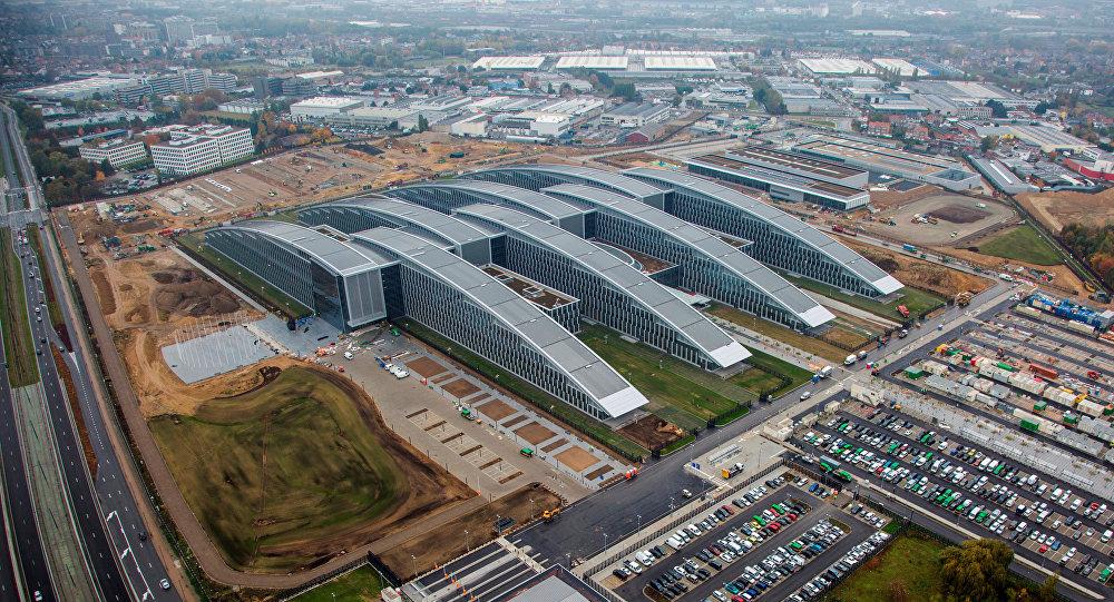 Brüksel'deki NATO merkezi