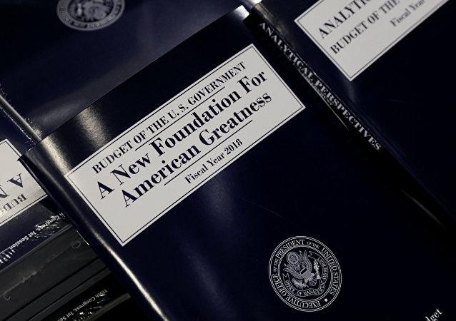 Trump'ın 2018 mali yılı bütçe teklifi