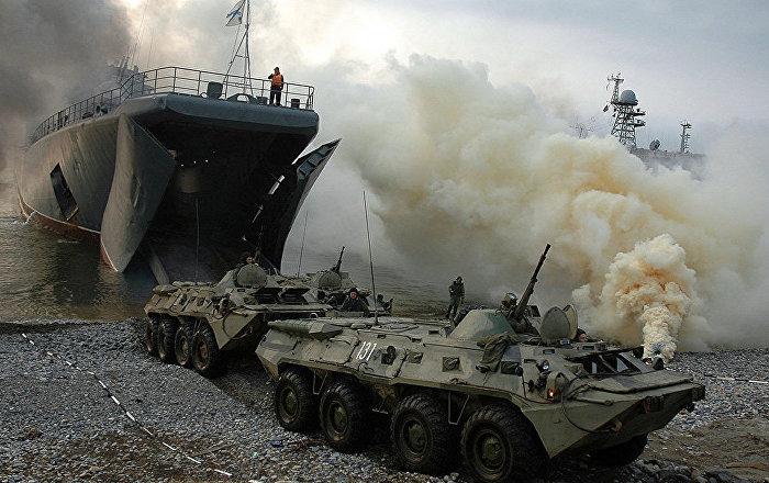 Rusya Pasifik Filosu, 21 Mayıs'ta kuruluşunun 286. yıldönümünü kutladı. Filonun geçmişi, Rusya İmparatorluğu'nun 21 Mayıs 1731'de ülkenin Uzak Doğu Bölgesi'ned ilk donanma birimi olan Ohotsk Askeri Filosu'nu kurmasına dayanıyor.