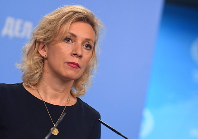 Dışişleri Sözcüsü Mariya Zaharova