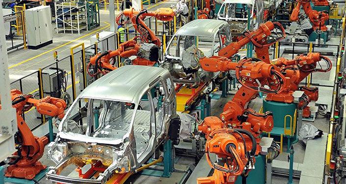 Otomobil üretimi