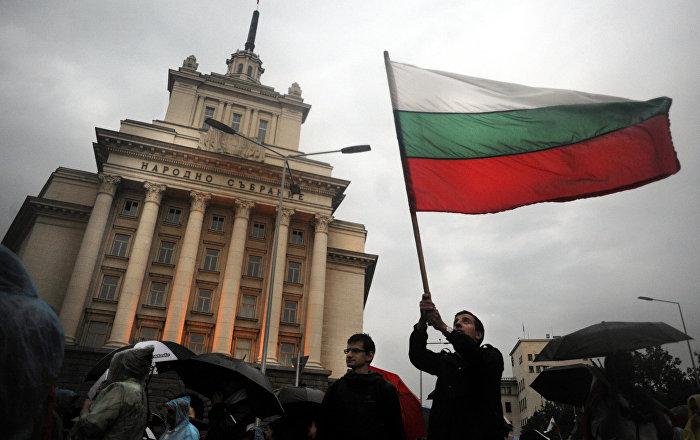 Protestoların sürdüğü Bulgaristan'da, Başbakan Yardımcısı Simeonov, istifa etti